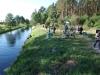 18 opcja rozpoczęcia krótszego spływu od mosty na drodze Świętno- Mochy
