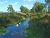 26 odcinek w pobliżu wsi Łupice