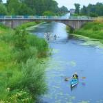 Obrzyca - most Drogowy w Głuchowie