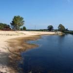 Plaża i pole biwakowe w Kargowej